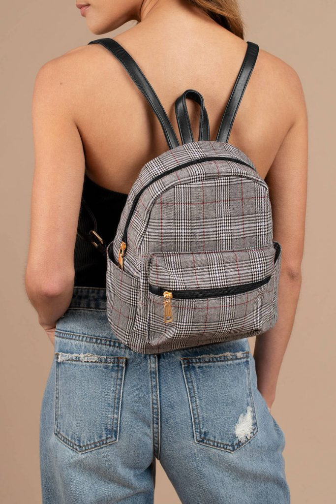 grey-multi-adore-you-glen-plaid-backpack