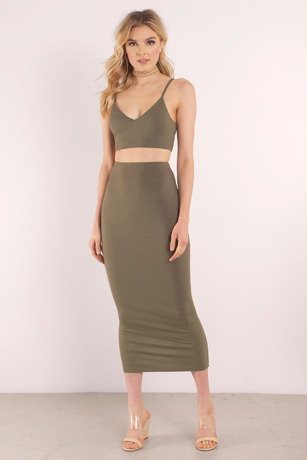 olive-be-honest-jersey-maxi-set