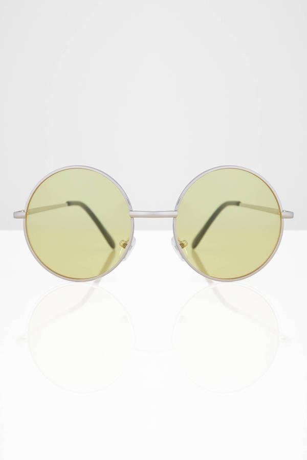 yellow-she-speaks-round-sunglasses