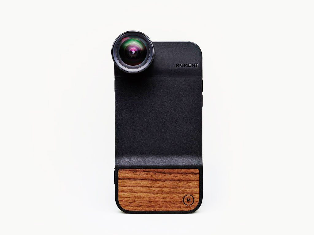 moment case and lens for iphone