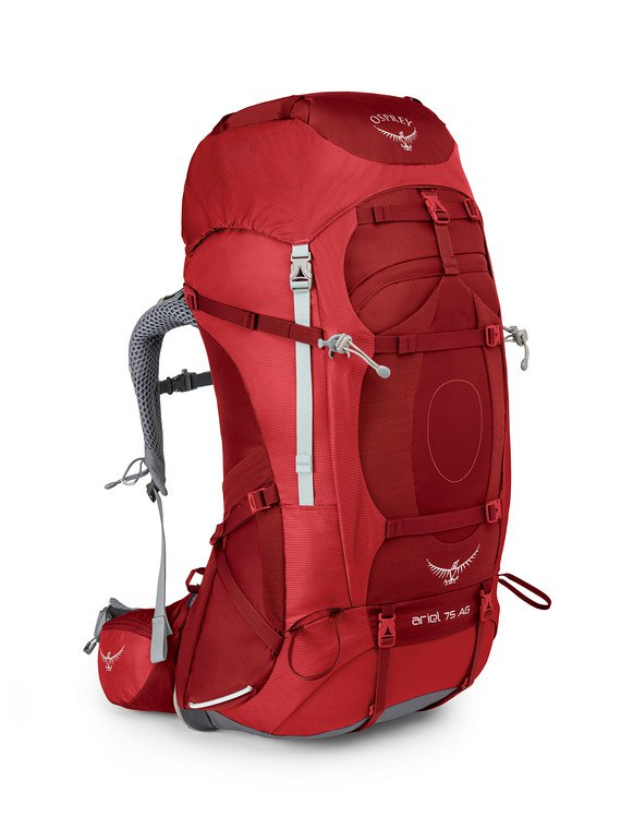 osprey ariel ag 75 backpack
