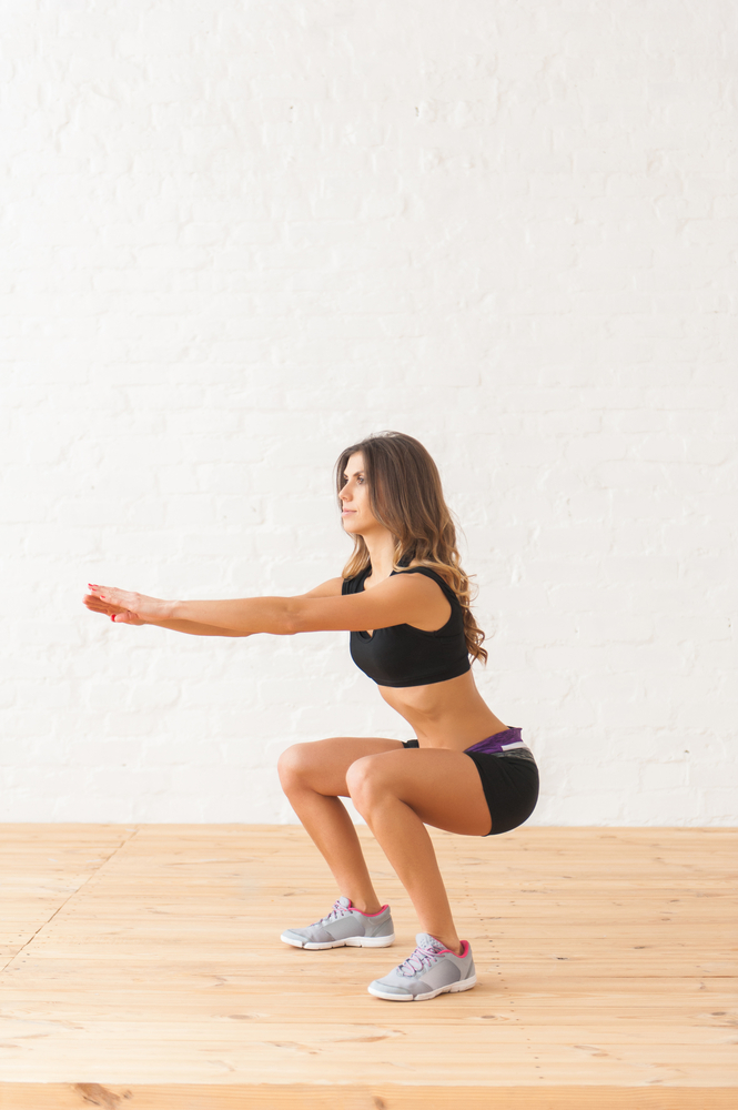 Butt Workout 5 Easy Moves For A Toned Sculpted Bubble Butt