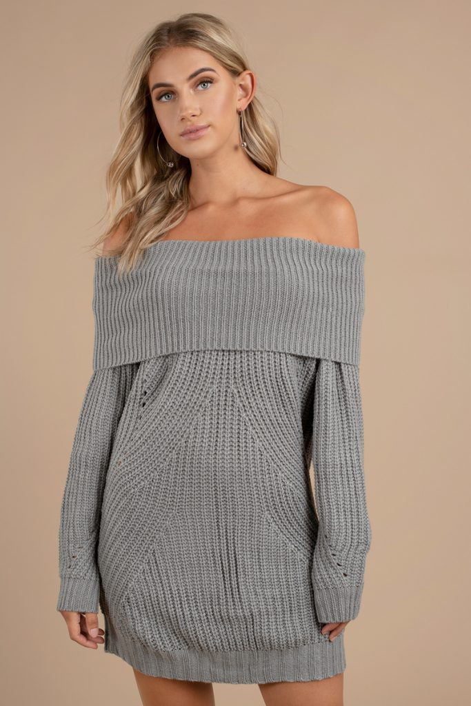 blue-nikki-off-shoulder-sweater-dress