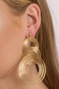 Tobi.com - Love Intertwined Statement Earrings
