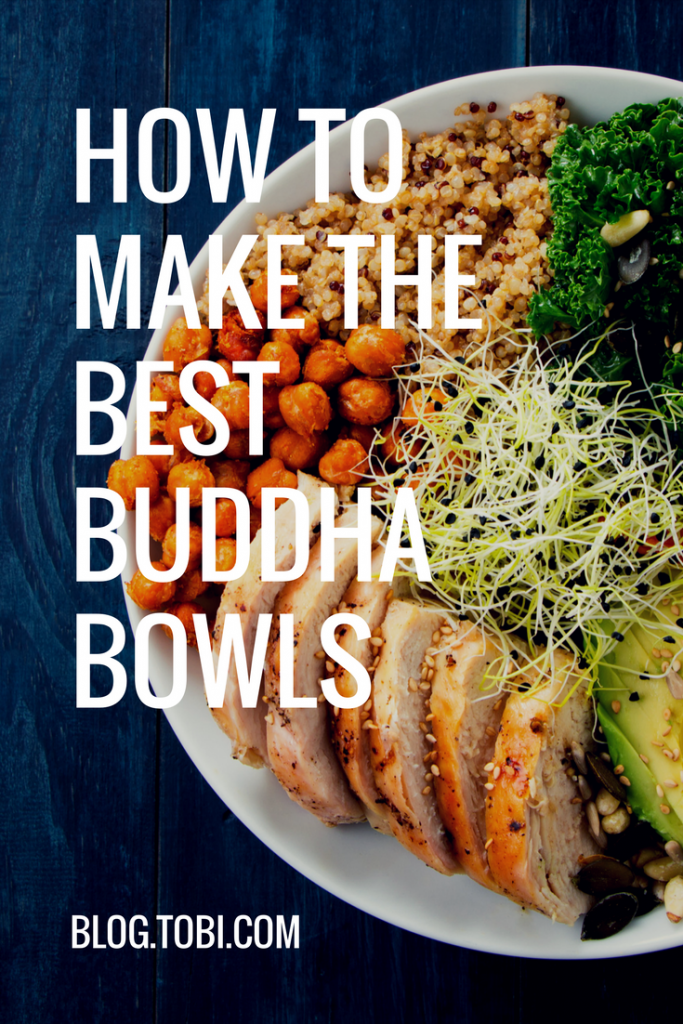 how to make the best buddha bowls