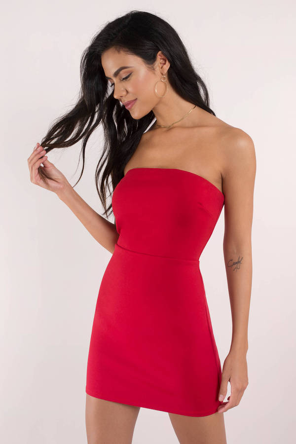 red-sophie-strapless-bodycon-dress