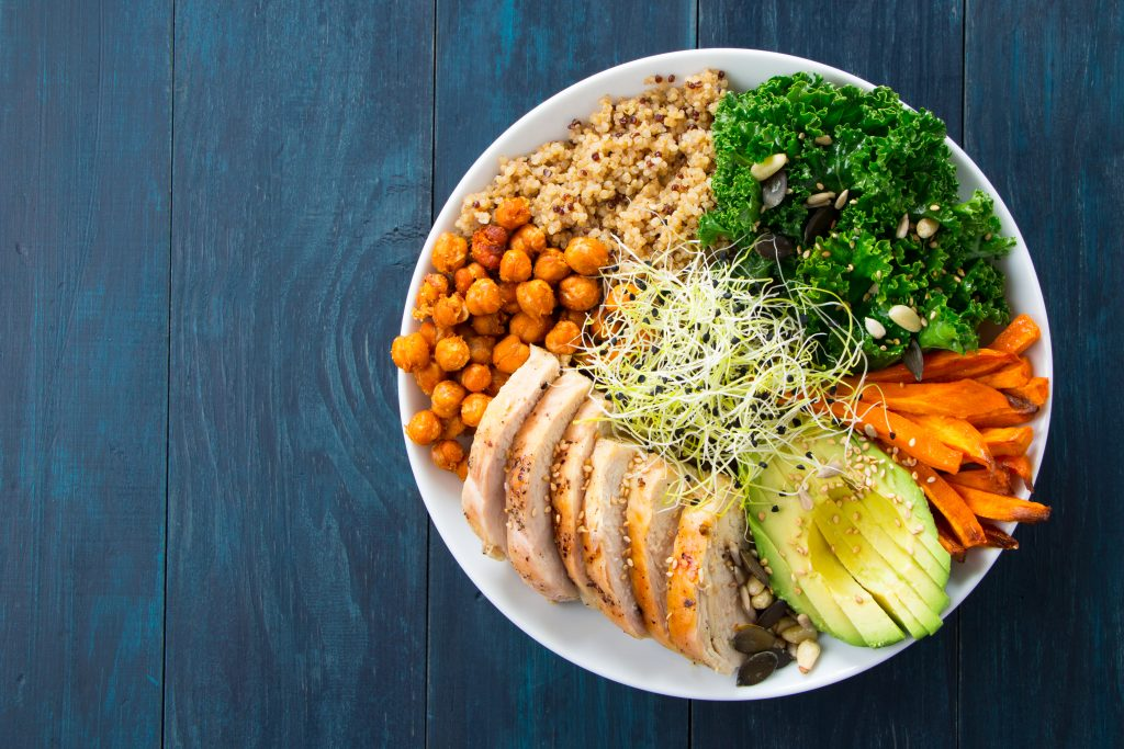 Buddha Bowl Basics: How To Prep Perfect Buddha Bowls