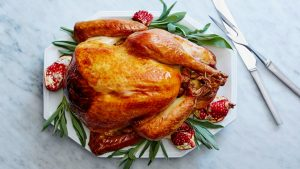 martha steward turkey recipe
