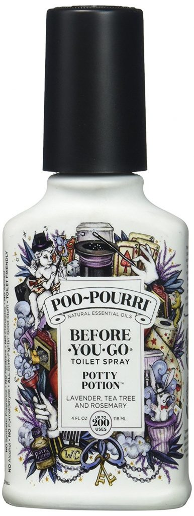 poo-pourri before you go bathroom spray