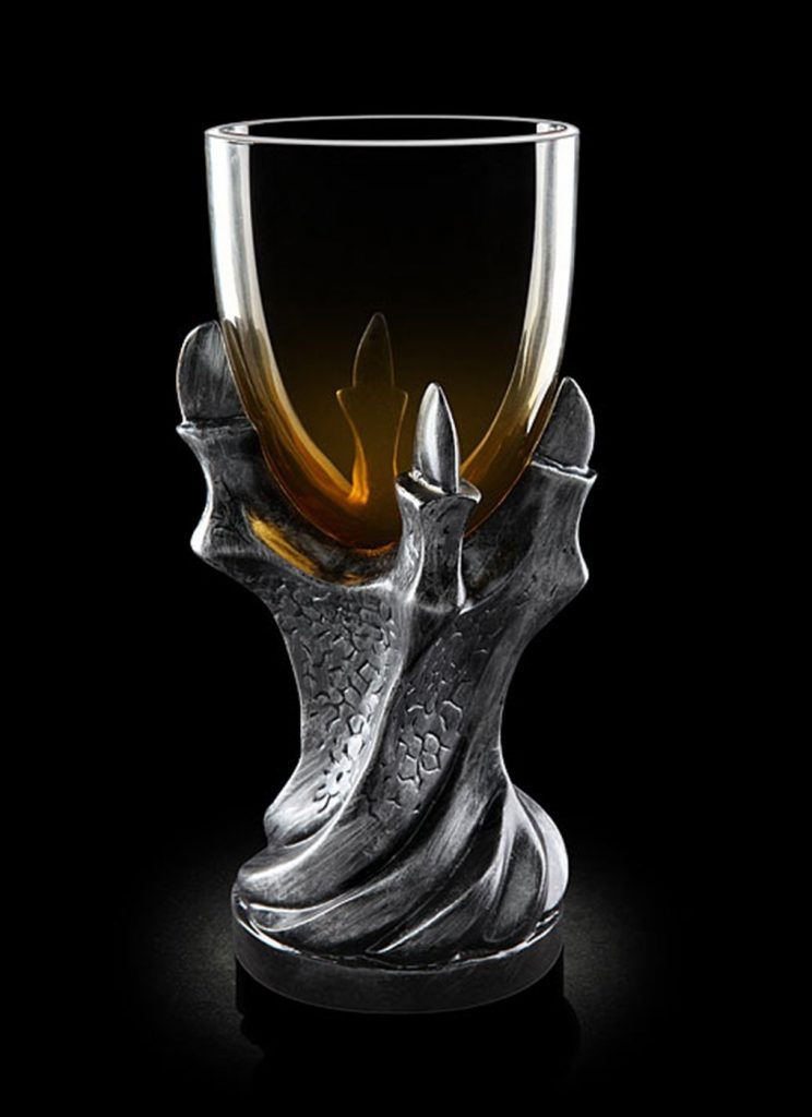GOT dragon claw goblet – amazon