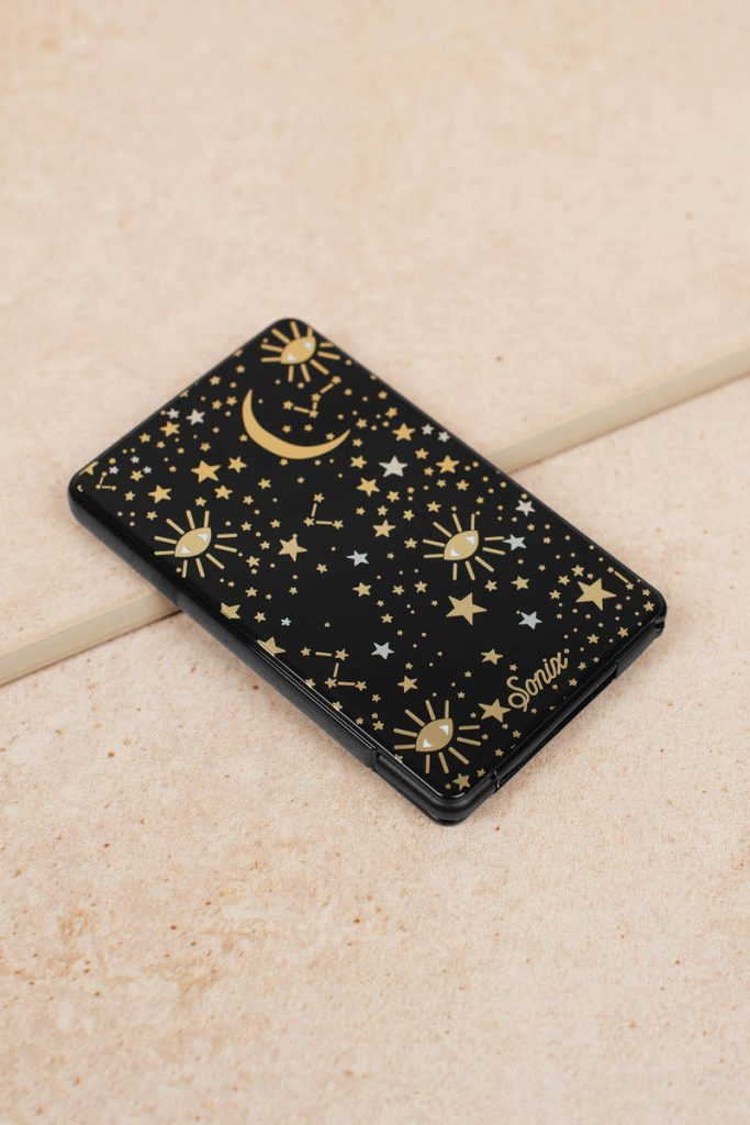 tobi.com - sonix cosmic black portable charger