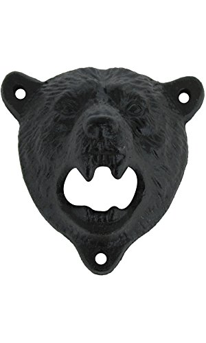 ultimate holiday gift guide: grizzly bear bottle opener