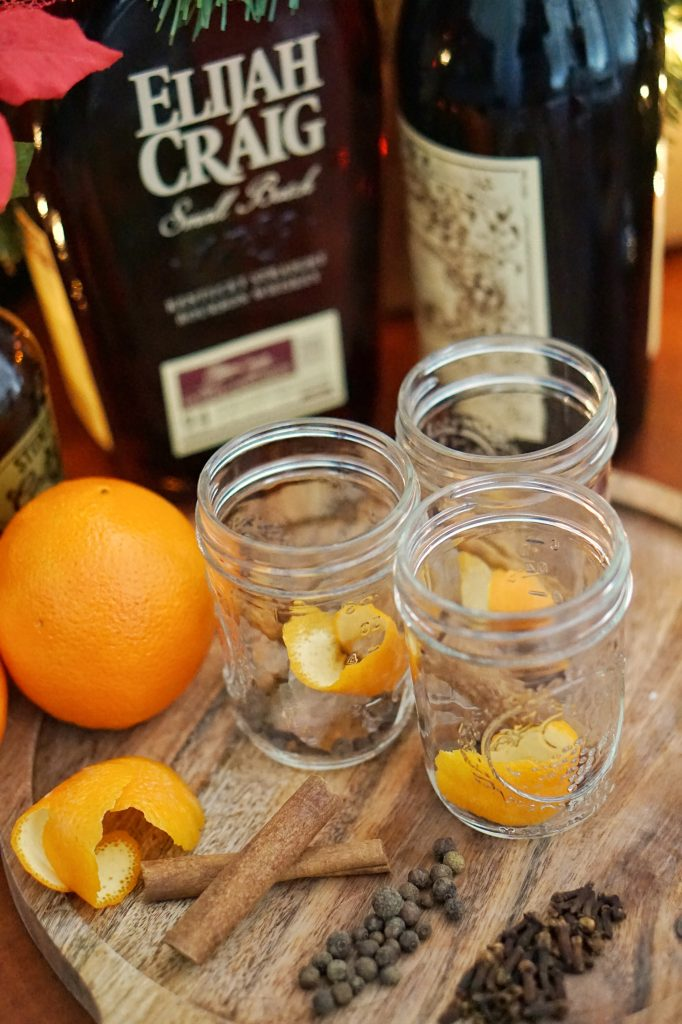 DIY Spiced Bourbon & Cocktail Recipe