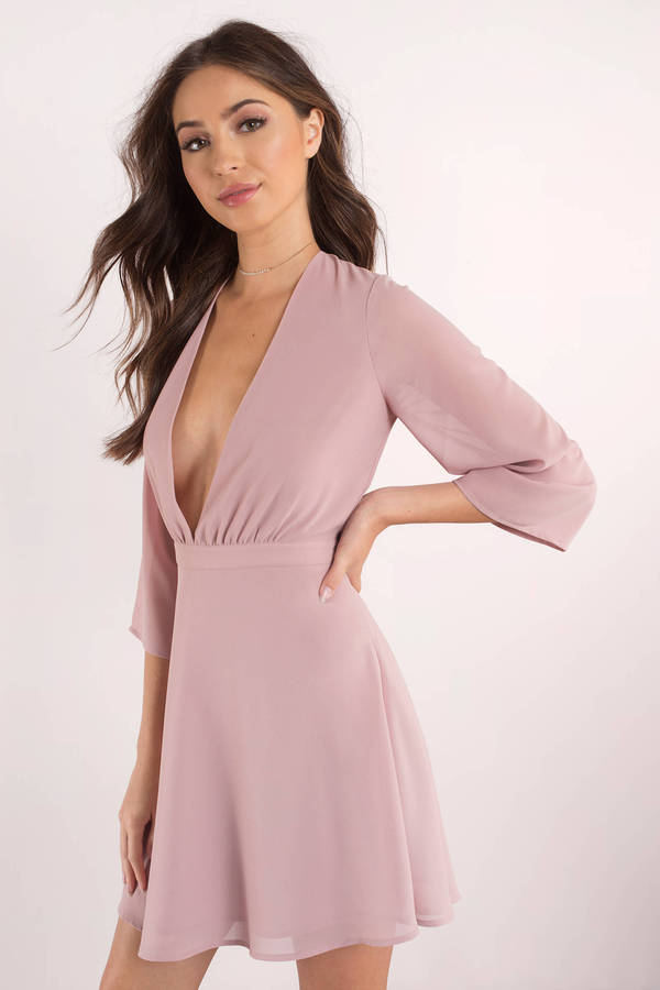 tobi-mauve-take-it-slow-skater-dress