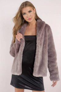 tobi.com - stone row fauxreals plum jacket