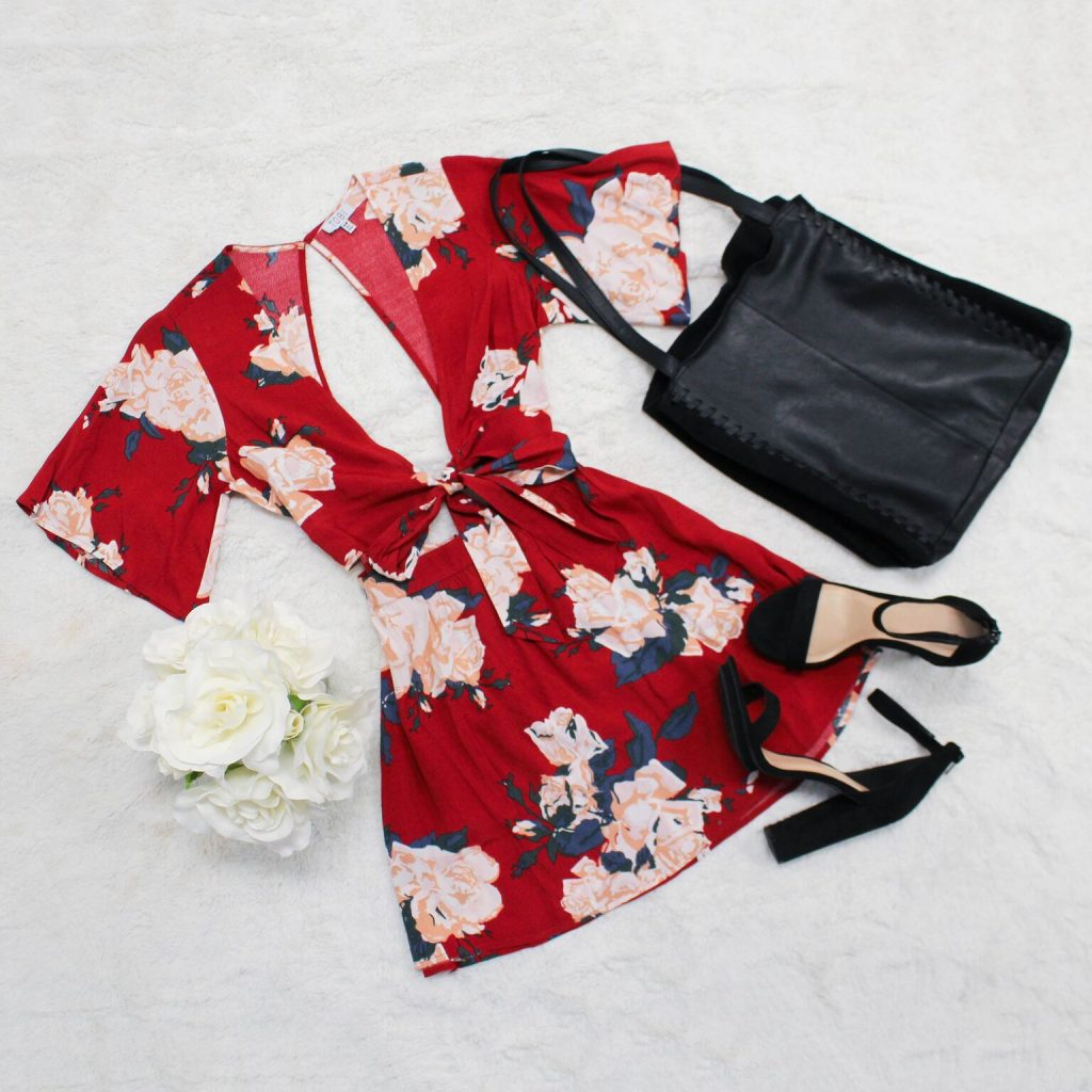 Shop Valentine's Day outfits for the first date at Tobi!