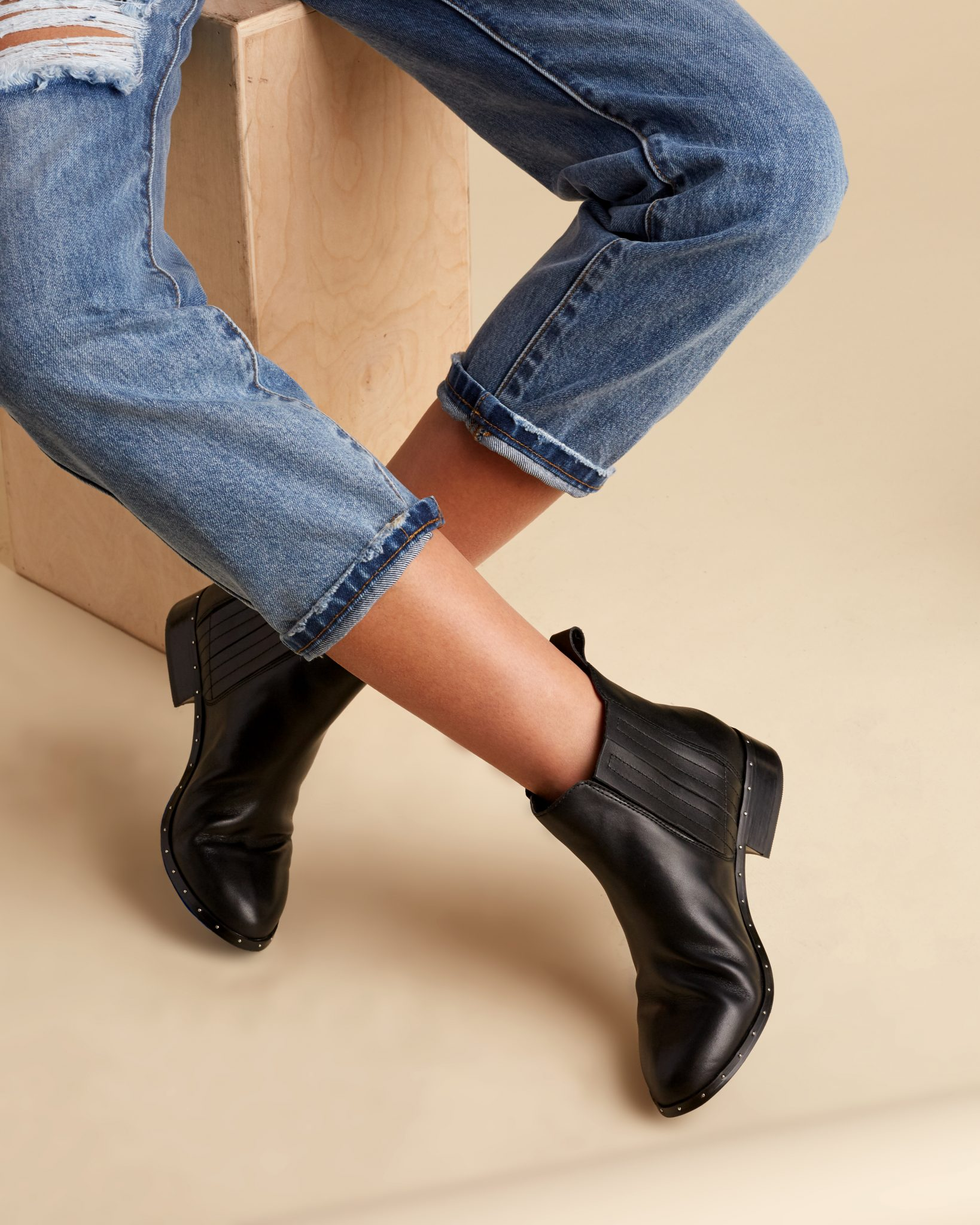 Shop Tobi Black Boots & More