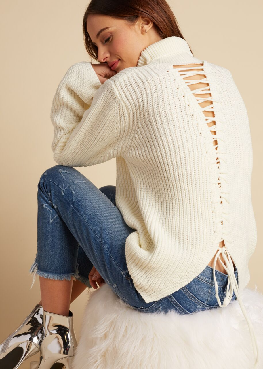 Shop Tobi Statement Sweaters