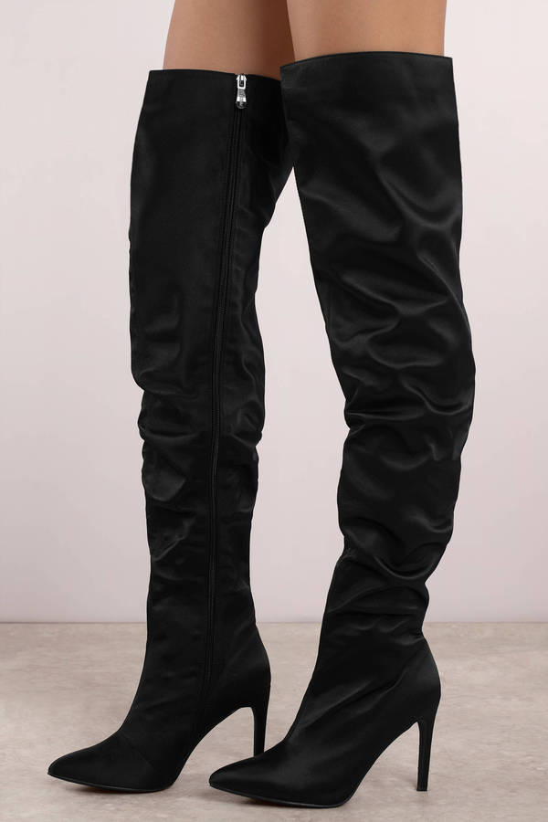 tobi-black-lustful-slouchy-satin-thigh-high-boots