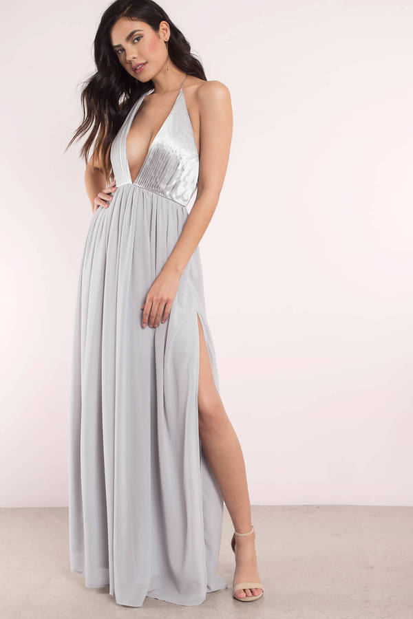 tobi-grey-there-she-goes-halter-maxi-dress