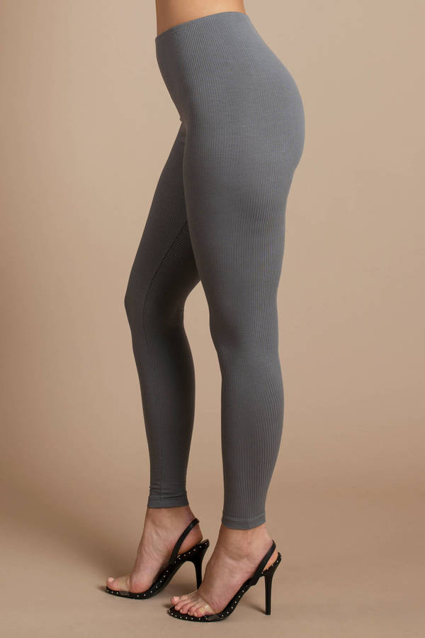 grey-west-chicago-ribbed-leggings