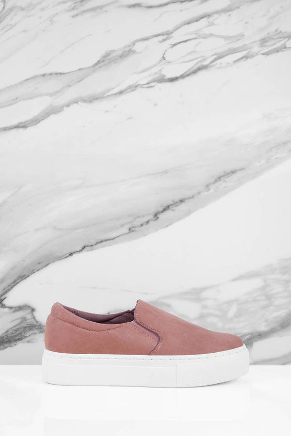 mauve-cambria-slip-on-sneakers