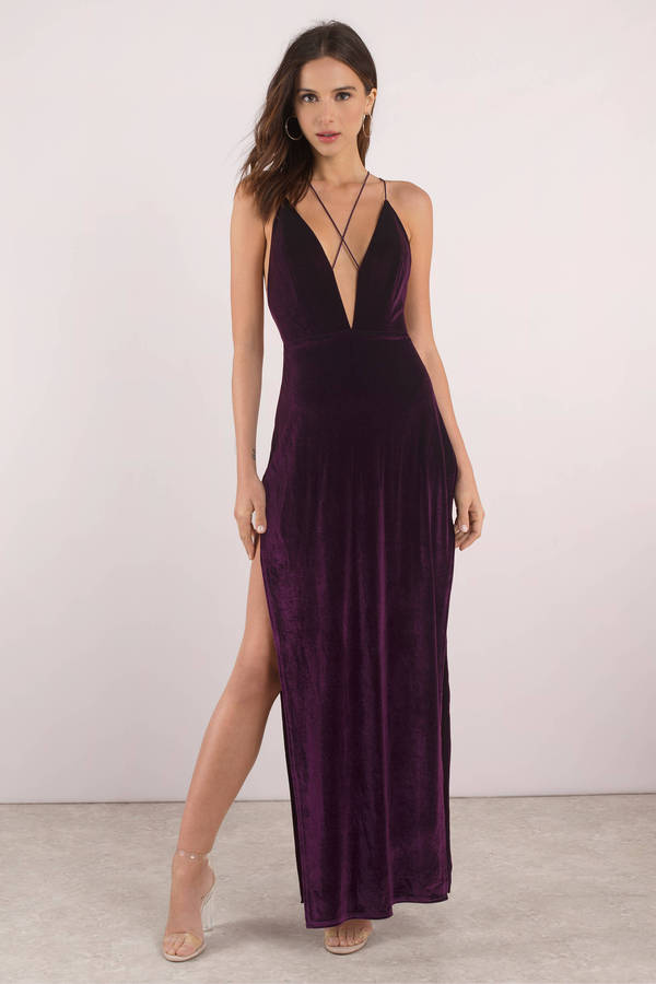tobi-plum-maxine-velvet-maxi-dress