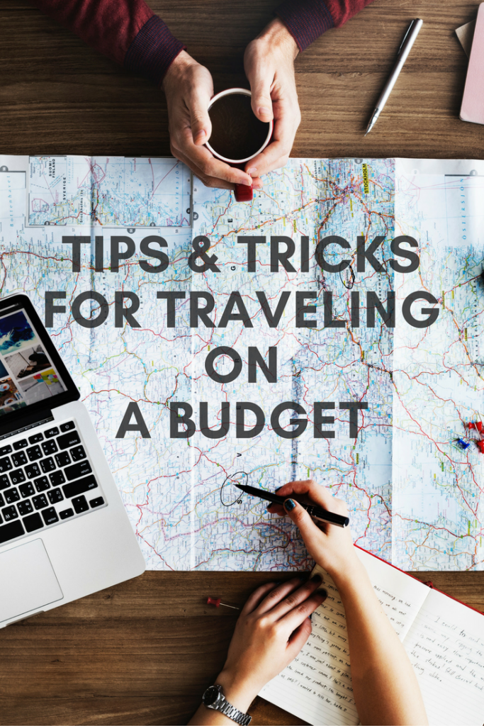 tips & tricks for travelingona budget