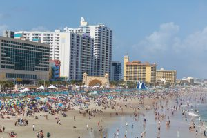 spring break trips daytona beach