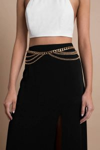 tobi.com - stephanie waist chain