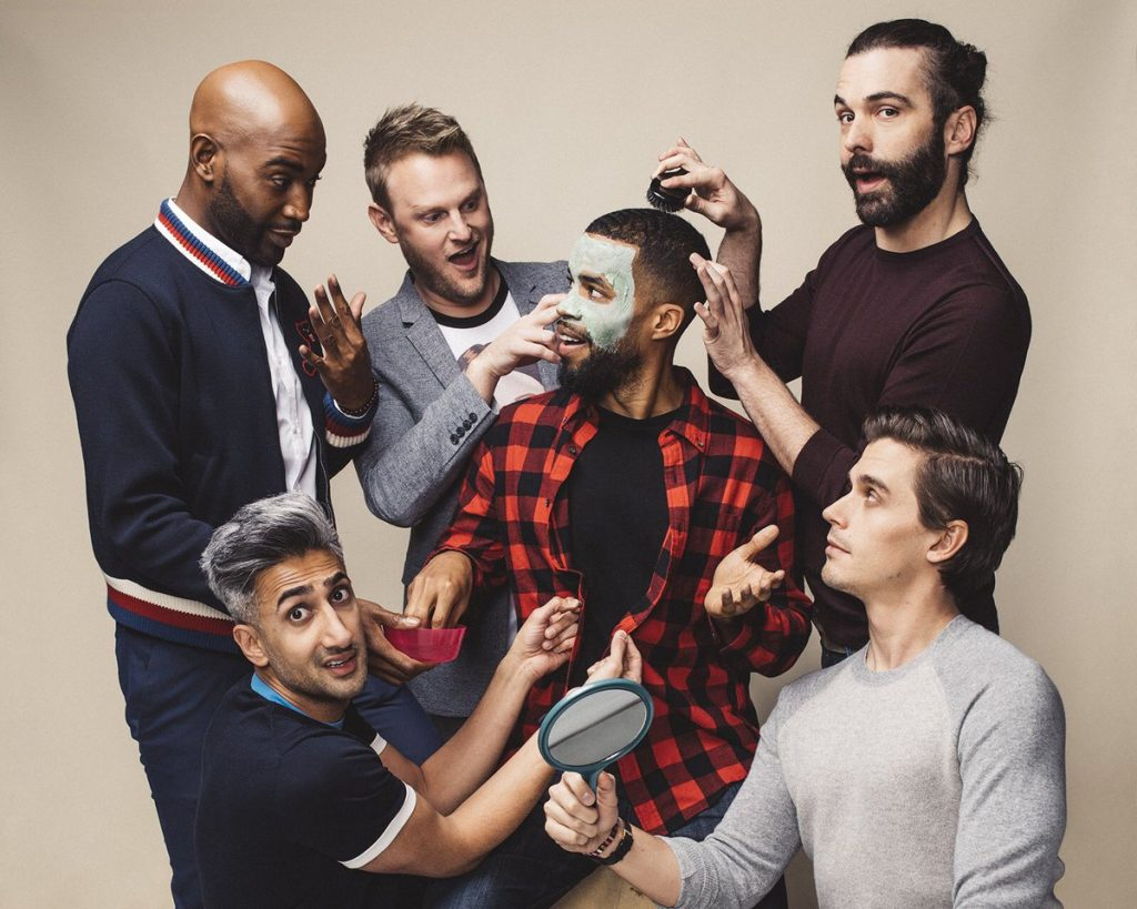 QUEER EYE IS COMING BACK FOR SEASON 2! Meet the Fab 5!