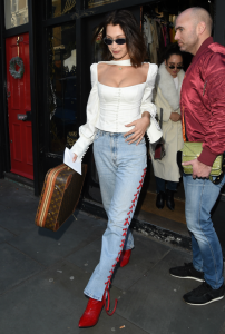 Shop Bella Hadid fashion inspo at tobi.com!
