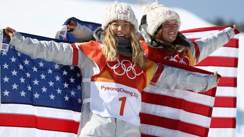 Women Who Killed it at the 2018 Winter Olympics in PyeongChang
