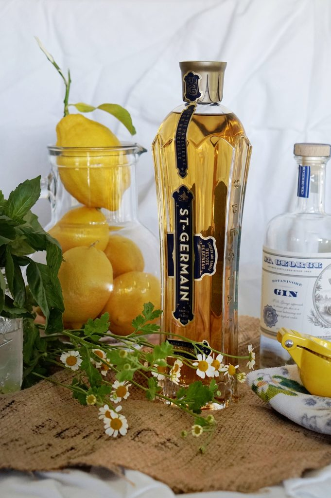 Spring Cocktail: Elderflower Gin Cocktail Recipe