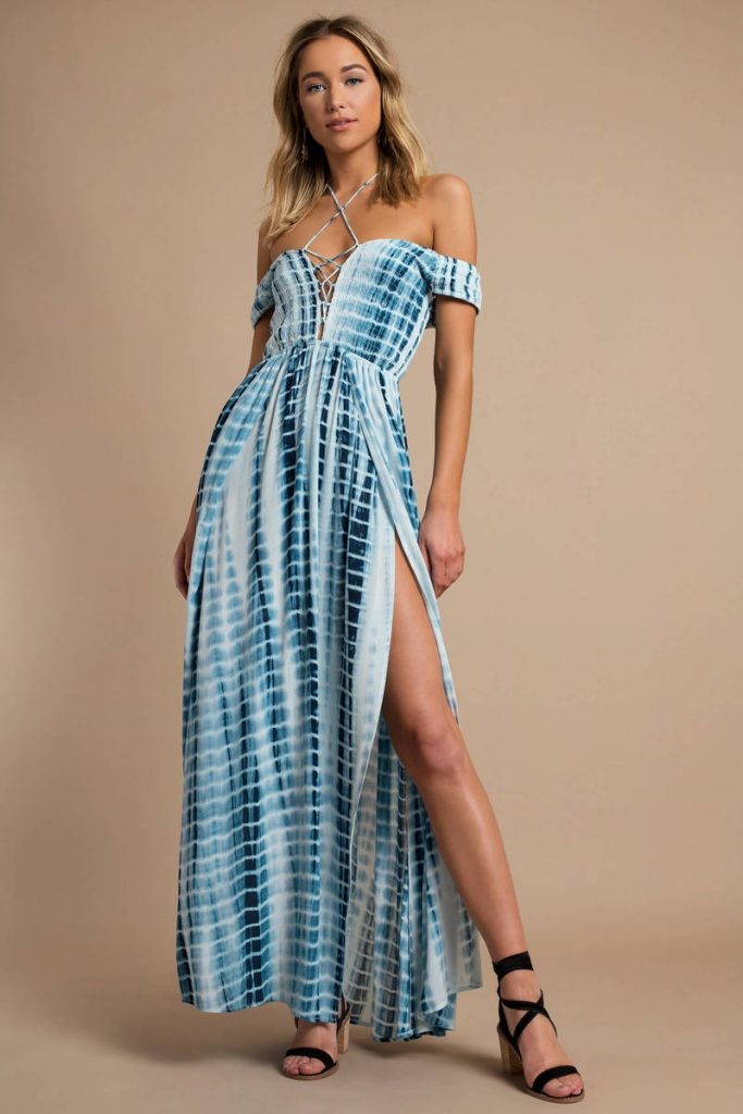 blue-let-it-be-off-shoulder-maxi-dress