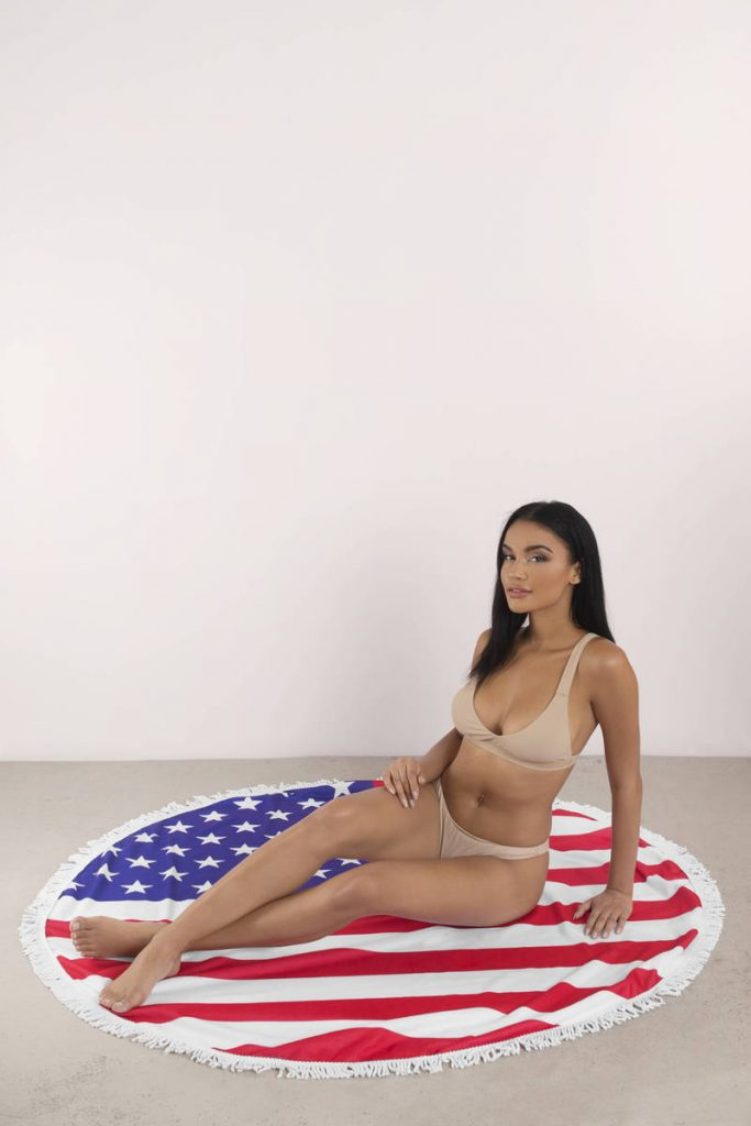 red-america-the-beautiful-beach-towel