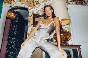 holiday shop winter occasion style guide silver jumpsuit