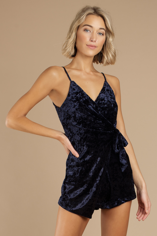 navy-nia-crushed-velvet-wrap-romper