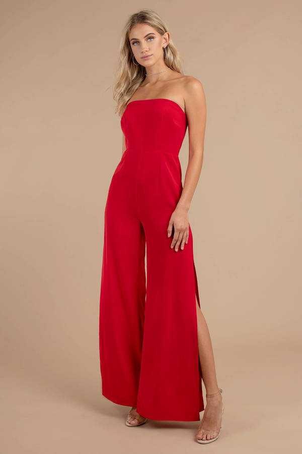 red-janine-strapless-jumpsuit