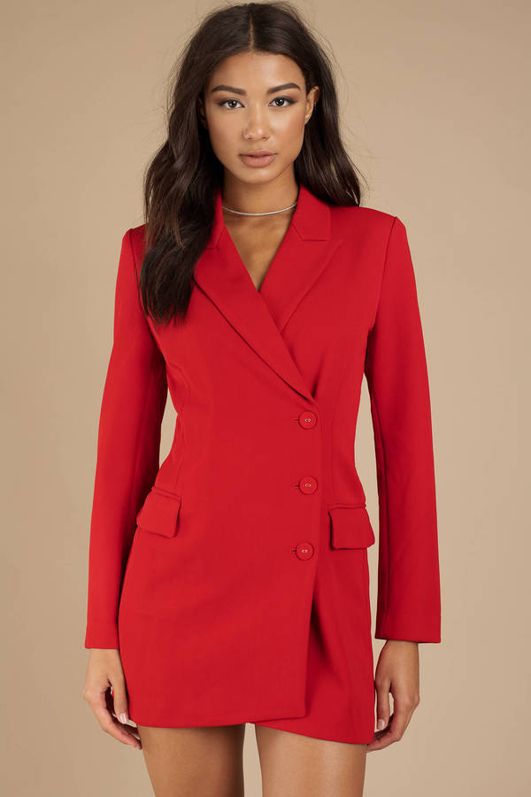 red-lina-double-breasted-blazer-dress